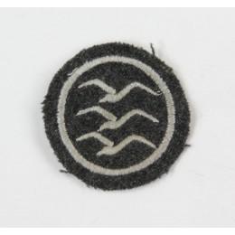 Glider pilot qualification badge