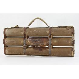 British mortar ammo container