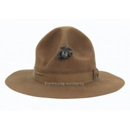 USMC campaign hat
