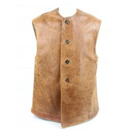 British leather jerkin