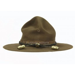 US ARMY campaign hat