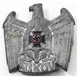 NSKOV cap insignia