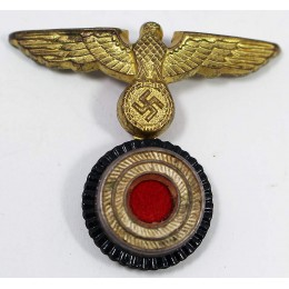 Kriegsmarine donal duck cap insignia