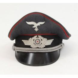 Fähnrich flak visor cap