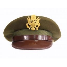 US officer's visor cap