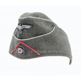 Panzerjager officer's side cap