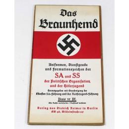 NSDAP flyer