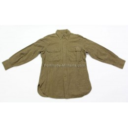 "US wool shirt ""14-30"""