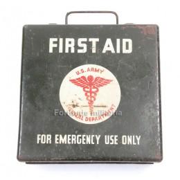 Boite de premiers secours 24 Units US