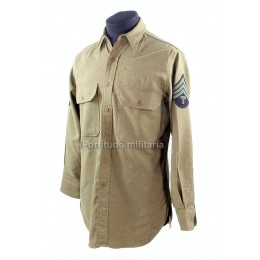 US sergeant wool shirt