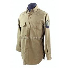 US sergeant wool shirt