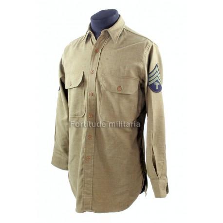 "Chemise Sergent US ""14'-33"""