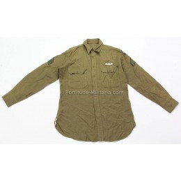 USAAF wool shirt