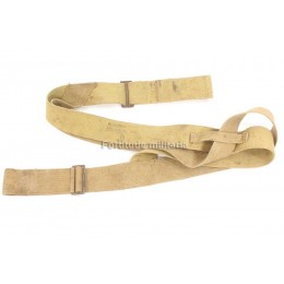 Rare Canadian stretcher straps