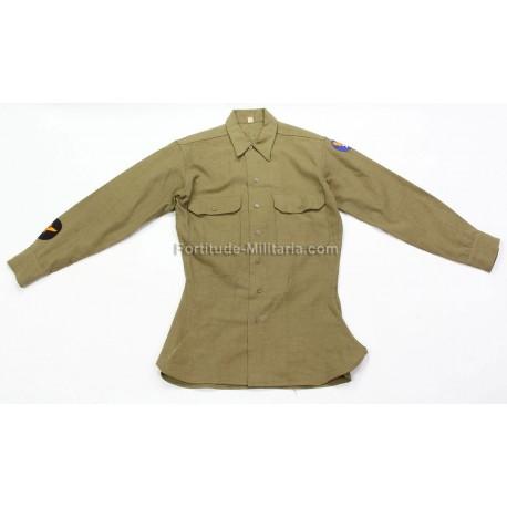 "USAAF wool shirt ""15'-33"""