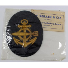 Kriegsmarine arm badge