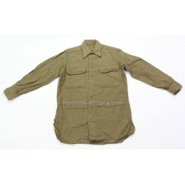 "US wool shirt ""14'-32"""