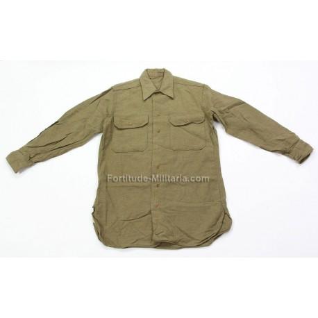 "US wool shirt ""14'-32"""