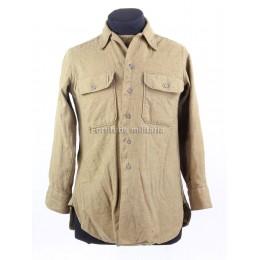 "US Army wool shirt ""15-32"""