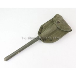 Shovel with US carrier