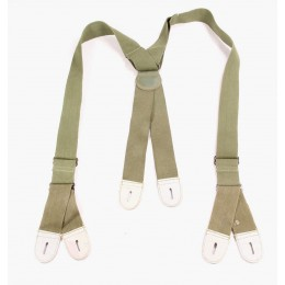 US jump trousers suspenders