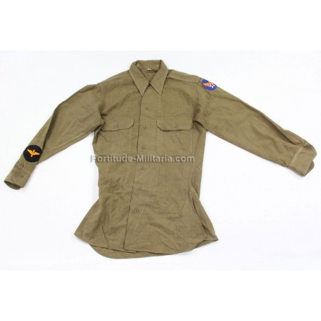"USAAF wool shirt ""15'-33"""