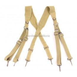 """US M36 suspenders """"ersatz"""""""