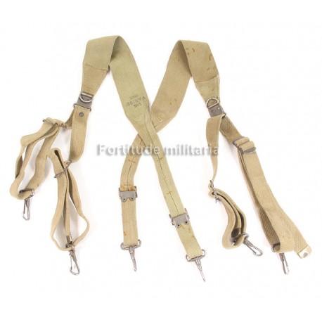 US ARMY M36 suspenders